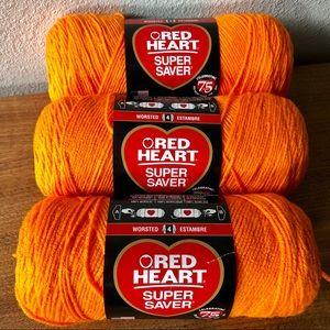 🧡 NEW Red ❤️ Super Saver Bundle- 3/ Pumpkin